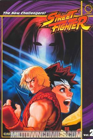 Street Fighter Vol 2 TP