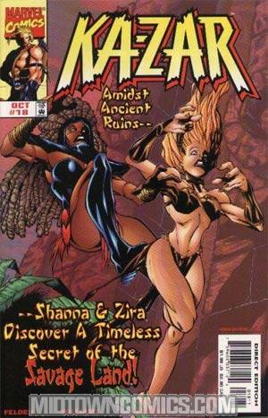 Ka-Zar Vol 2 #18