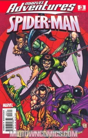 Marvel Adventures Spider-Man #3