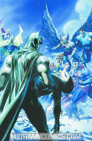 DC Countdown To Infinite Crisis #1 Cover E DF 1st Ptg Signed By Jim Lee and Alex Ross