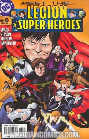 Legion Of Super-Heroes Vol 5 #6