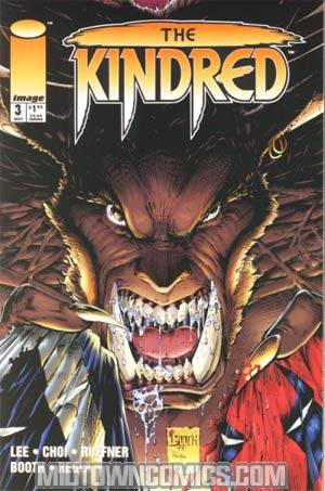 Kindred #3 Cover A