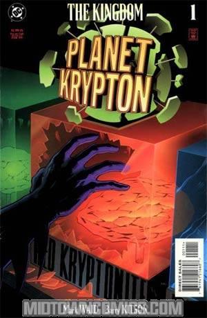 Kingdom Planet Krypton #1