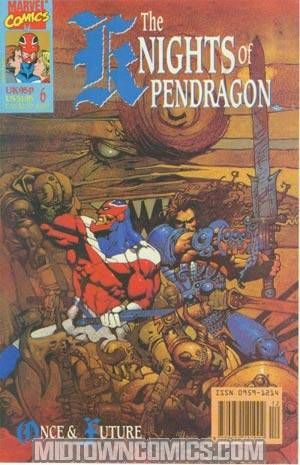 Knights Of Pendragon #6