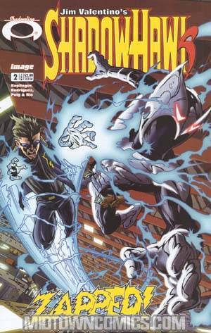 Shadowhawk Vol 2 #2