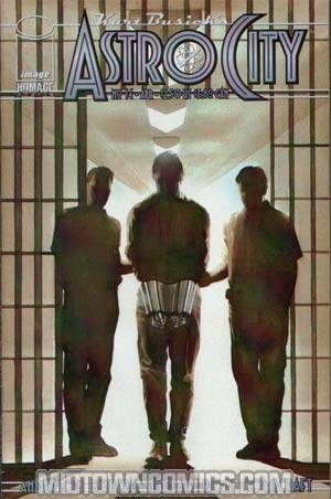 Kurt Busieks Astro City Vol 2 #14