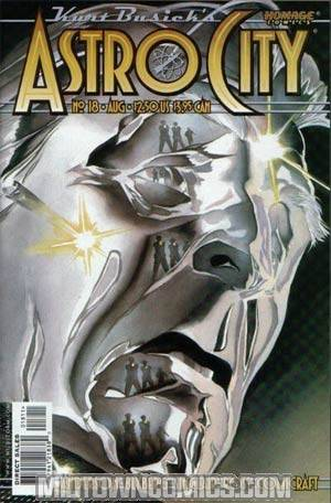 Kurt Busieks Astro City Vol 2 #18