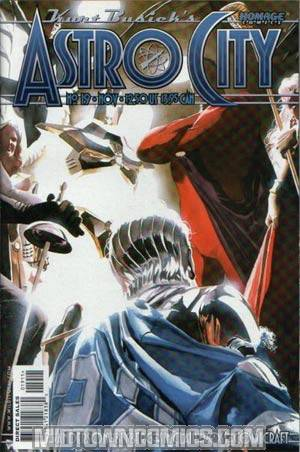 Kurt Busieks Astro City Vol 2 #19