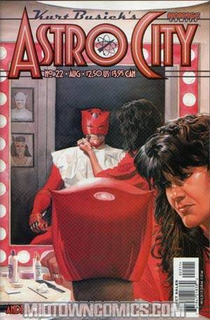 Kurt Busieks Astro City Vol 2 #22