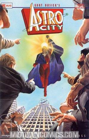 Kurt Busieks Astro City #1