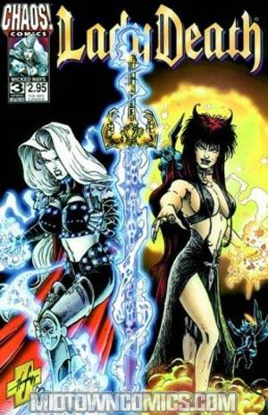 Lady Death Vol 2 #3