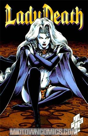 Lady Death The Odyssey #3