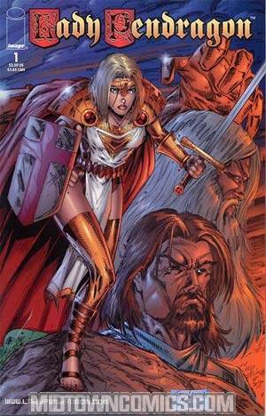 Lady Pendragon Vol 2 #1