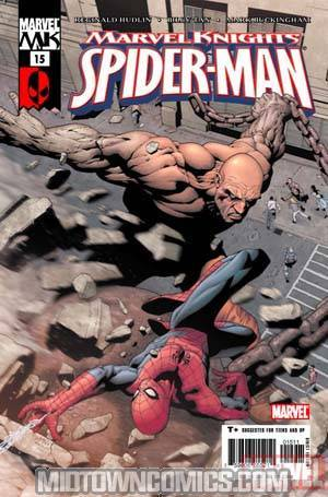 Marvel Knights Spider-Man #15