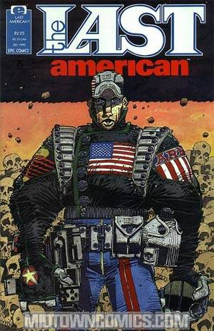 Last American #1