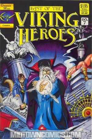 Last Of The Viking Heroes #7