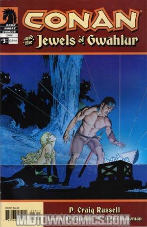 Conan & The Jewels Of Gwahlur #3