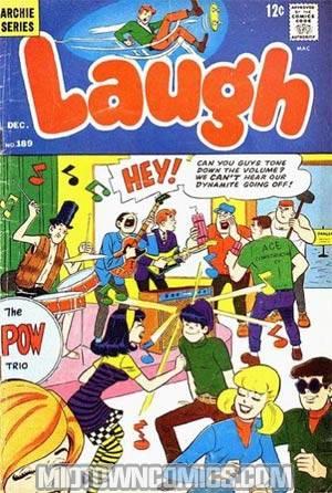 Laugh Comics #189