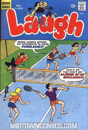 Laugh Comics #209