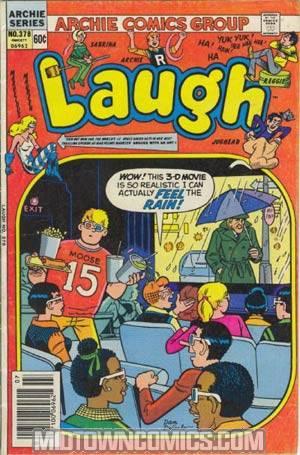 Laugh Comics #378