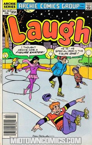 Laugh Comics #393