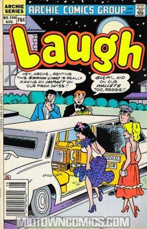 Laugh Comics #396