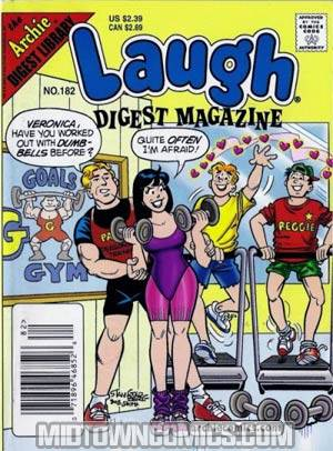 Laugh Digest Magazine #182