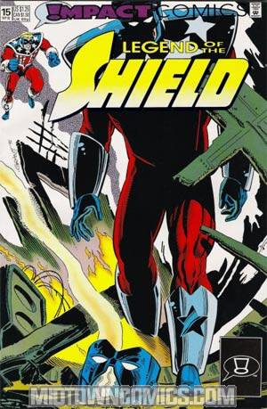 Legend Of The Shield #15
