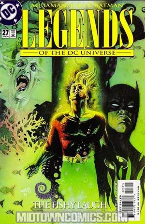 Legends Of The DC Universe #27