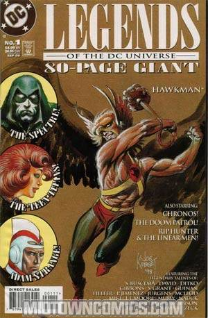 Legends Of The DC Universe 80 Page Giant #1