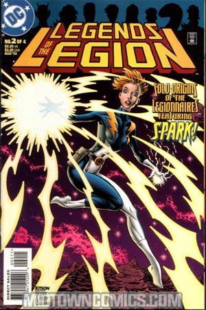 Legends Of The Legion #2