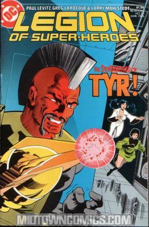 Legion Of Super-Heroes Vol 3 #20
