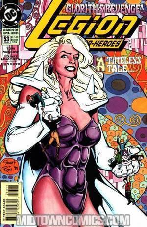 Legion Of Super-Heroes Vol 4 #53