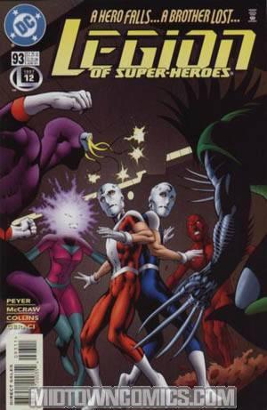 Legion Of Super-Heroes Vol 4 #93