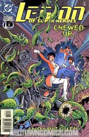 Legion Of Super-Heroes Vol 4 #112