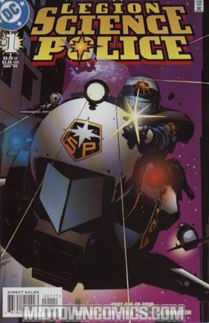 Legion Science Police #1