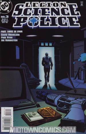 Legion Science Police #3