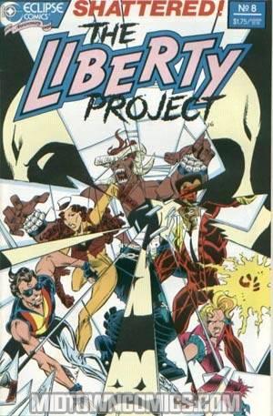 Liberty Project #8