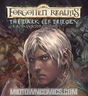 Forgotten Realms Dark Elf Trilogy Book 1 Homeland #1 Cvr A