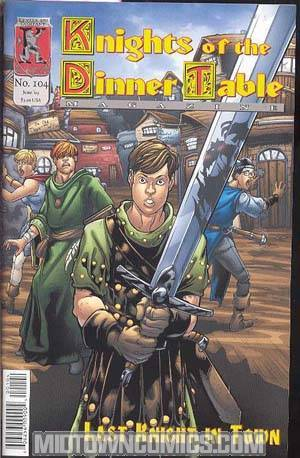 Knights Of The Dinner Table #104
