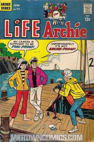 Life With Archie #74