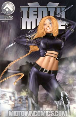 10th Muse Vol 3 #3 Cover B Cindy Margolis Photo Cover