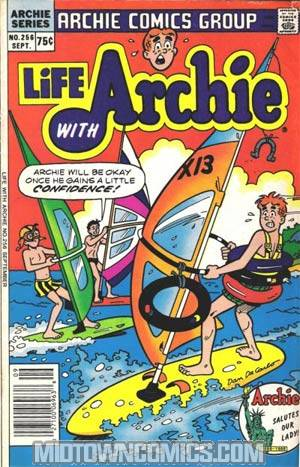 Life With Archie #256