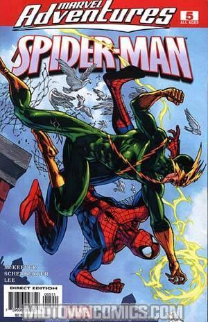 Marvel Adventures Spider-Man #5