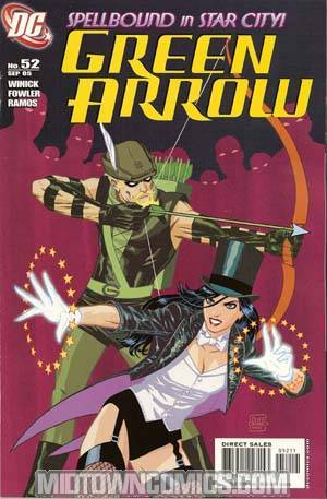 Green Arrow Vol 3 #52