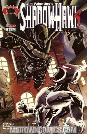 Shadowhawk Vol 2 #3