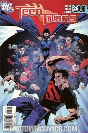 Teen Titans Vol 3 #26