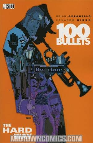 100 Bullets Vol 8 The Hard Way TP