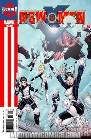New X-Men #16 Cover A Regular Edition (House Of M Tie-In)
