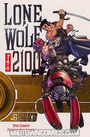 Lone Wolf 2100 #6